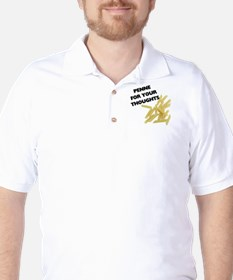 Penne For Your Thoughts T-Shirt