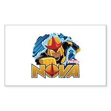 Nova Action Decal