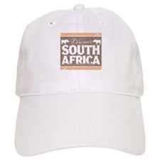 Discover South Africa Baseball Baseball Cap