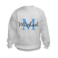 Personalize Iniital, and name Sweatshirt