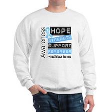 Prostate Cancer Strength Sweatshirt