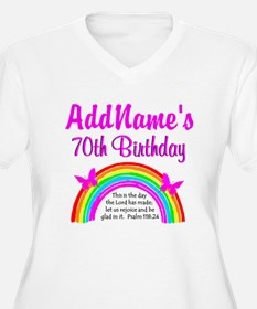70TH RAINBOW T-Shirt