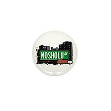 Mosholu Av, Bronx, NYC Mini Button (10 pack)