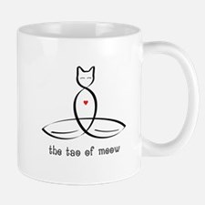 Cat Meditator - The Tao of Meow - Mug