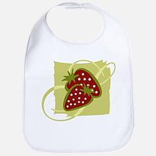S...strawberry Bib