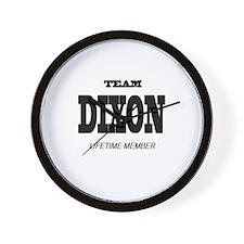 Cute Dixon Wall Clock