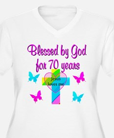 JOYFUL 70TH T-Shirt