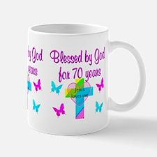 JOYFUL 70TH Mug