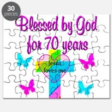 JOYFUL 70TH Puzzle