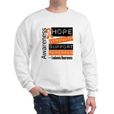 Leukemia Strength Sweater