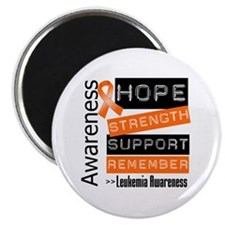 Leukemia Strength Magnet