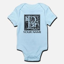 Custom Decorative Letter P Body Suit