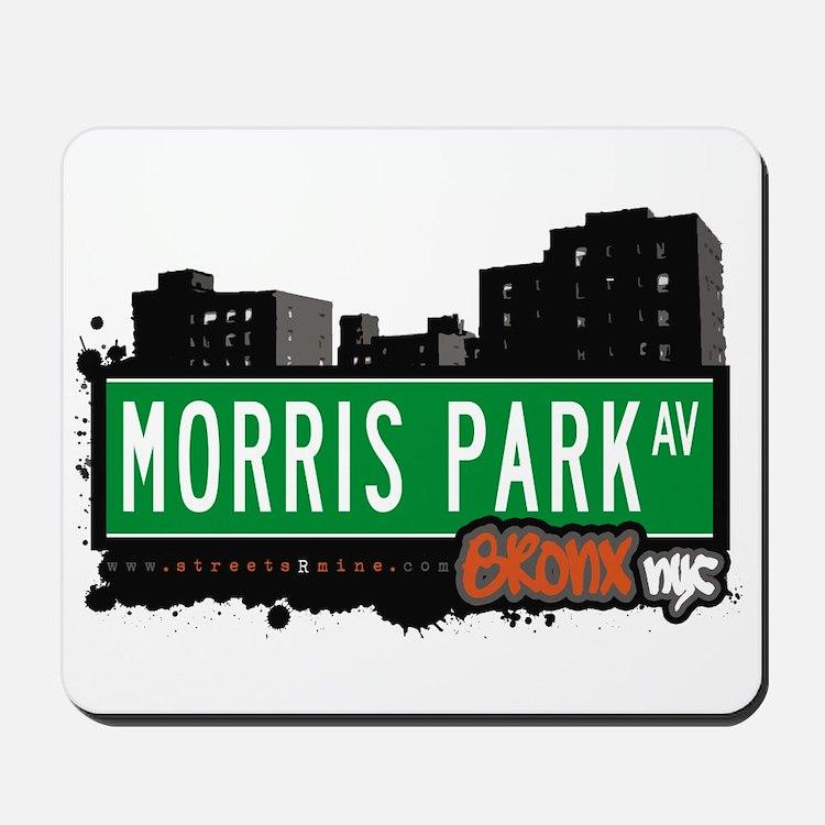 Morris Park Av, Bronx, NYC Mousepad