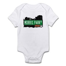 Morris Park Av, Bronx, NYC Infant Bodysuit