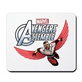 Marvels falcon Classic Mousepad