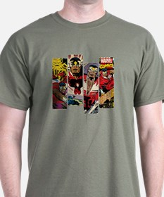 Falcon Comic Panel T-Shirt