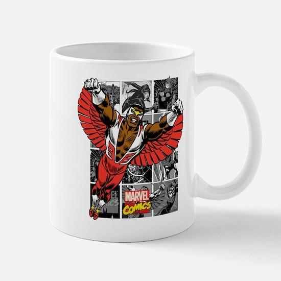 Comic Falcon Mug