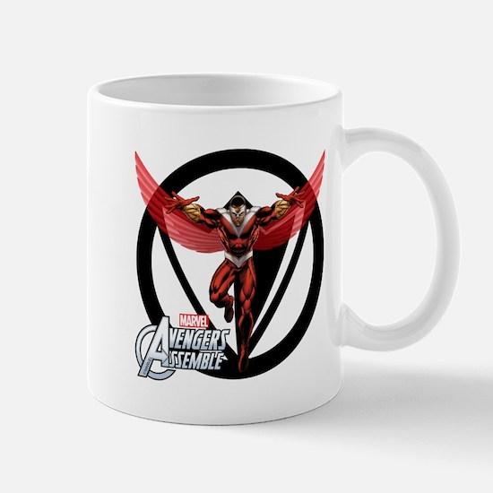 Falcon Shield Mug