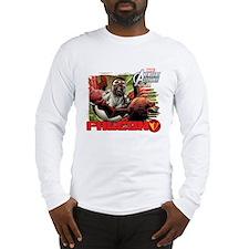 Flying Falcon Long Sleeve T-Shirt