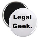 Legal Geek. Magnet