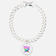 75TH BUTTERFLY Charm Bracelet, One Charm
