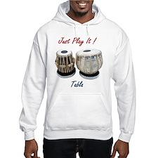 Tabla - Just Play It Hoodie