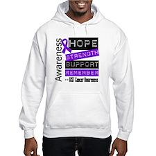 GIST Cancer Strength Hoodie