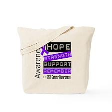 GIST Cancer Strength Tote Bag