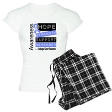 Esophageal Cancer Strength Pajamas