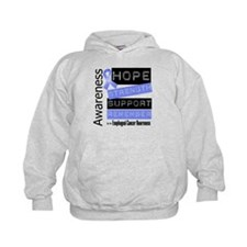 Esophageal Cancer Strength Hoodie