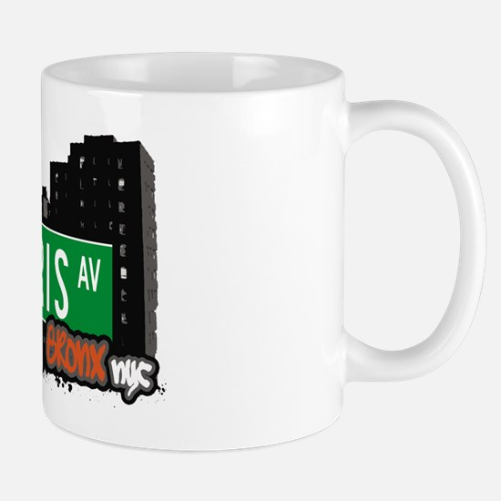Morris Av, Bronx, NYC Mug