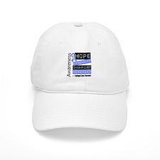 Esophageal Cancer Strength Baseball Cap