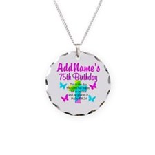 75TH CHRISTIAN Necklace