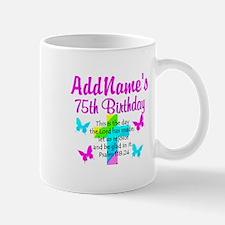 75TH CHRISTIAN Mug
