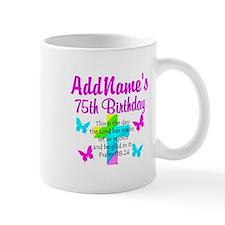75TH CHRISTIAN Small Mug