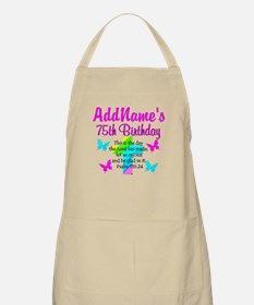 75TH CHRISTIAN Apron