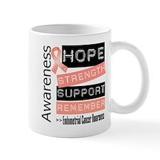 Endometrial Cancer Strength Mug