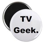 TV Geek. Magnet