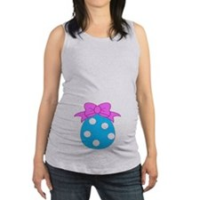 Easter Egg Baby Maternity Tank Top