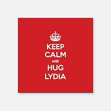 Hug Lydia Sticker