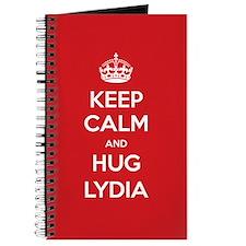 Hug Lydia Journal