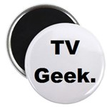 TV Geek. Magnet (100 pk)