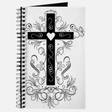 Flourish Cross Journal
