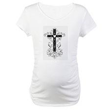 Flourish Cross Shirt