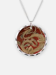 Vintage Dragon Necklace