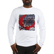 Soaring Falcon Long Sleeve T-Shirt