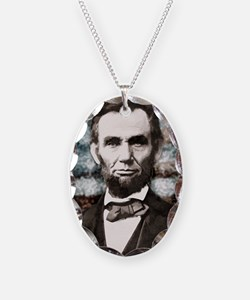 President Abraham Lincoln Necklace
