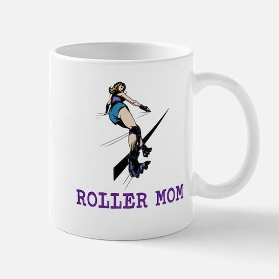 Roller Mom Mugs
