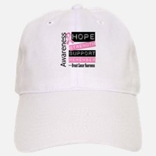 Breast Cancer Strength Baseball Baseball Cap