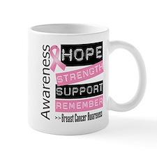 Breast Cancer Strength Mug